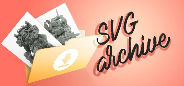 SVG Archive